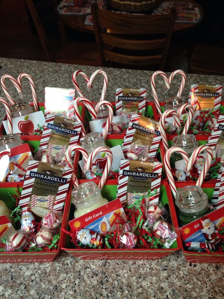 Holiday Gift Ideas For Staff  25 best ideas about fice Christmas Gifts on Pinterest