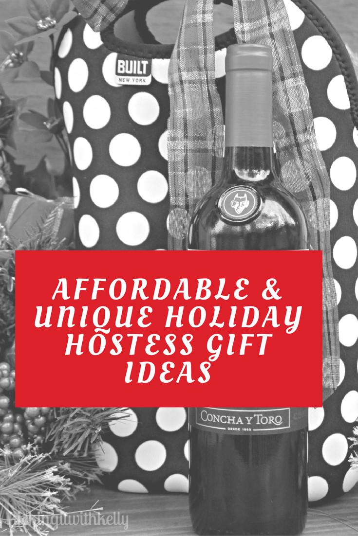 Holiday Party Hostess Gift Ideas  Six Affordable And Unique Holiday Hostess Gift Ideas