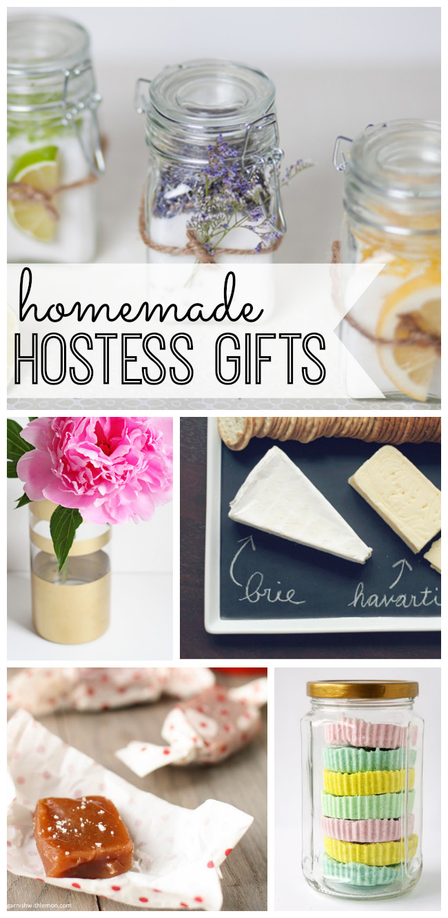 Holiday Party Hostess Gift Ideas  Homemade Hostess Gifts My Life and Kids