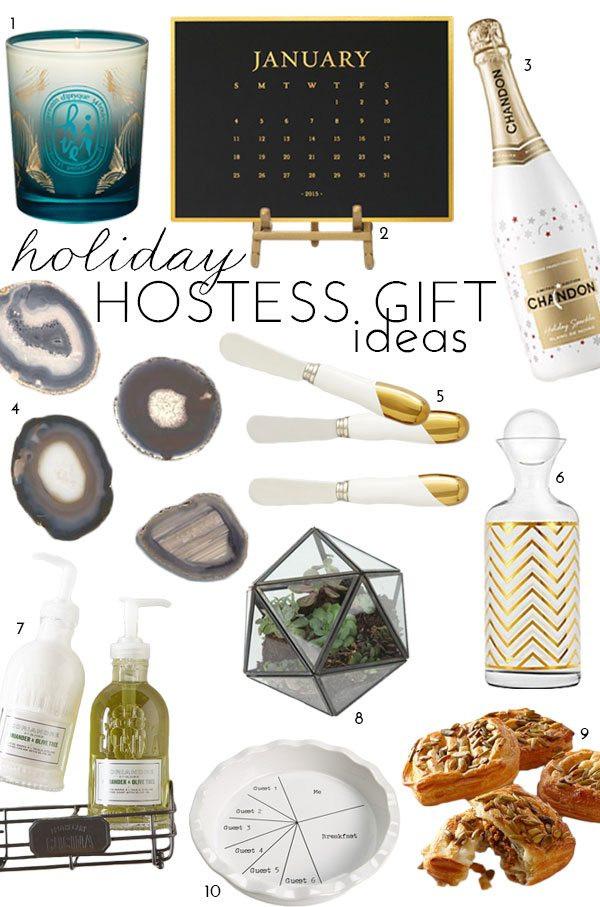 Holiday Party Hostess Gift Ideas  Holiday Hostess Gift Ideas