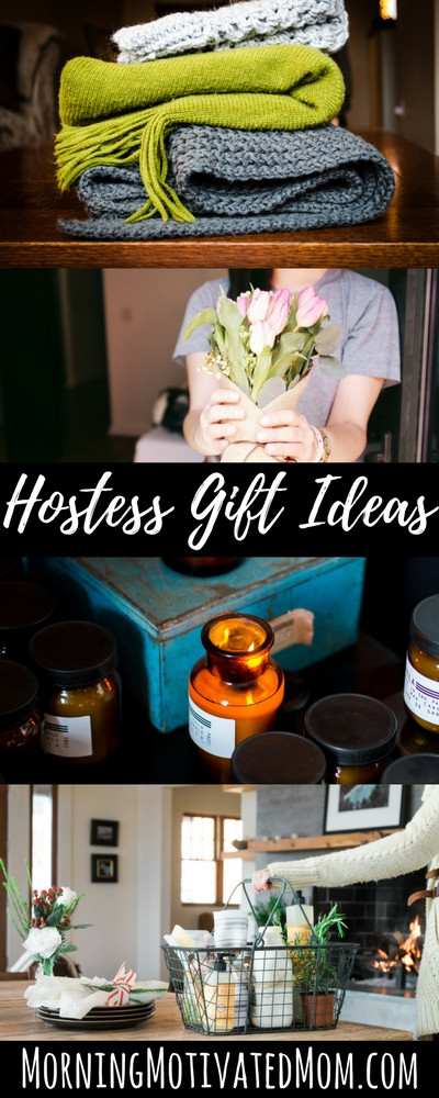 Holiday Party Hostess Gift Ideas  Hostess Gift Ideas Morning Motivated Mom