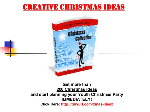Holiday Party Names Ideas  Creative christmas party names ideas