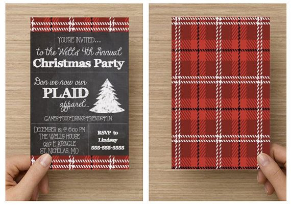 Holiday Party Names Ideas  1000 ideas about Christmas Party Invitations on Pinterest