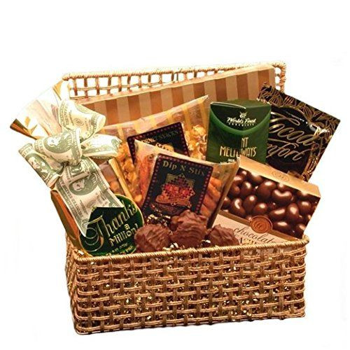 Homemade Thank You Gift Basket Ideas  1000 ideas about Thank You Gift Baskets on Pinterest
