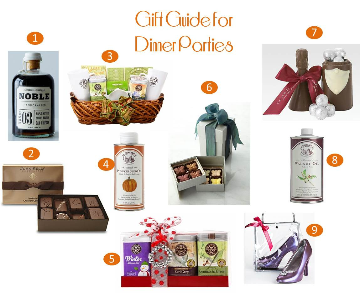 Hostess Gifts Ideas For Dinner Party  Gift Guide for Dinner Parties Mama In Heels