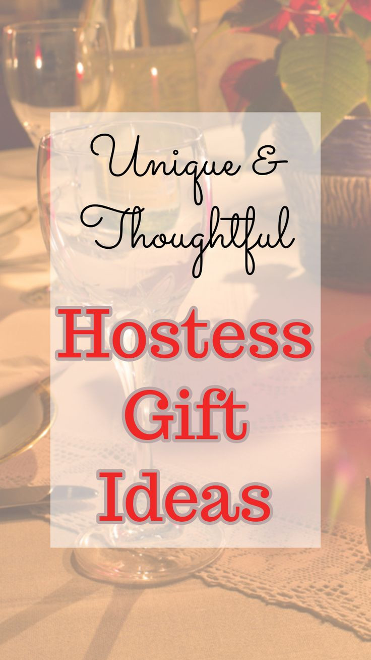 Hostess Gifts Ideas For Dinner Party  Inexpensive and Thoughtful Hostess Gifts Affordable