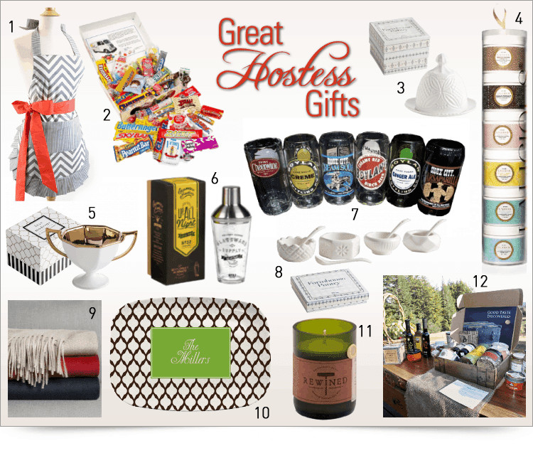 Hostess Gifts Ideas For Dinner Party  Great Hostess Gift Ideas to Bring to a Holiday Party