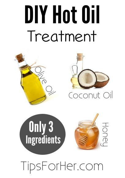 Hot Oil Hair Treatment DIY  DIY Hot Oil Treatment For soft manageable and No Fly