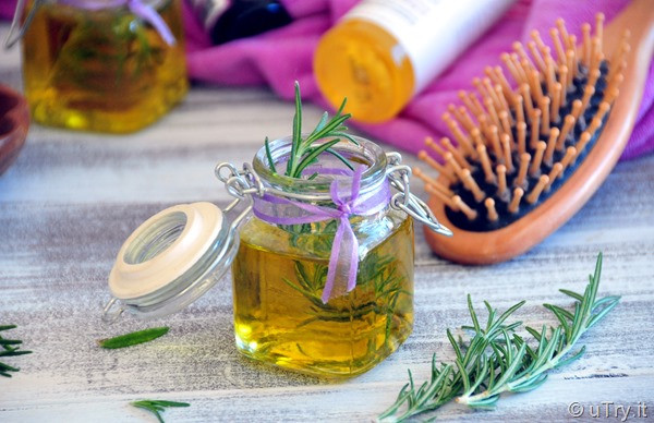 Hot Oil Hair Treatment DIY  uTry How To Make Homemade Hot Oil Hair Treatment