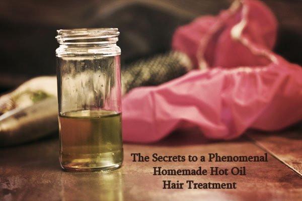 Hot Oil Hair Treatment DIY  The Secrets to a Phenomenal Hot Oil Hair Treatment Part 1