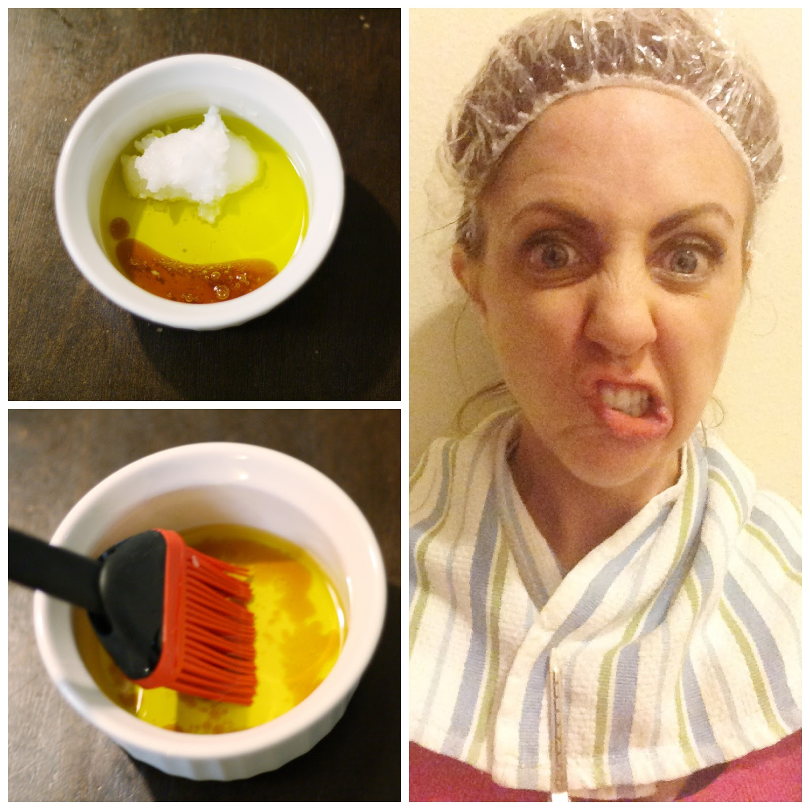 Hot Oil Hair Treatment DIY  DIY Natural Hot Oil Hair Treatment Beauty