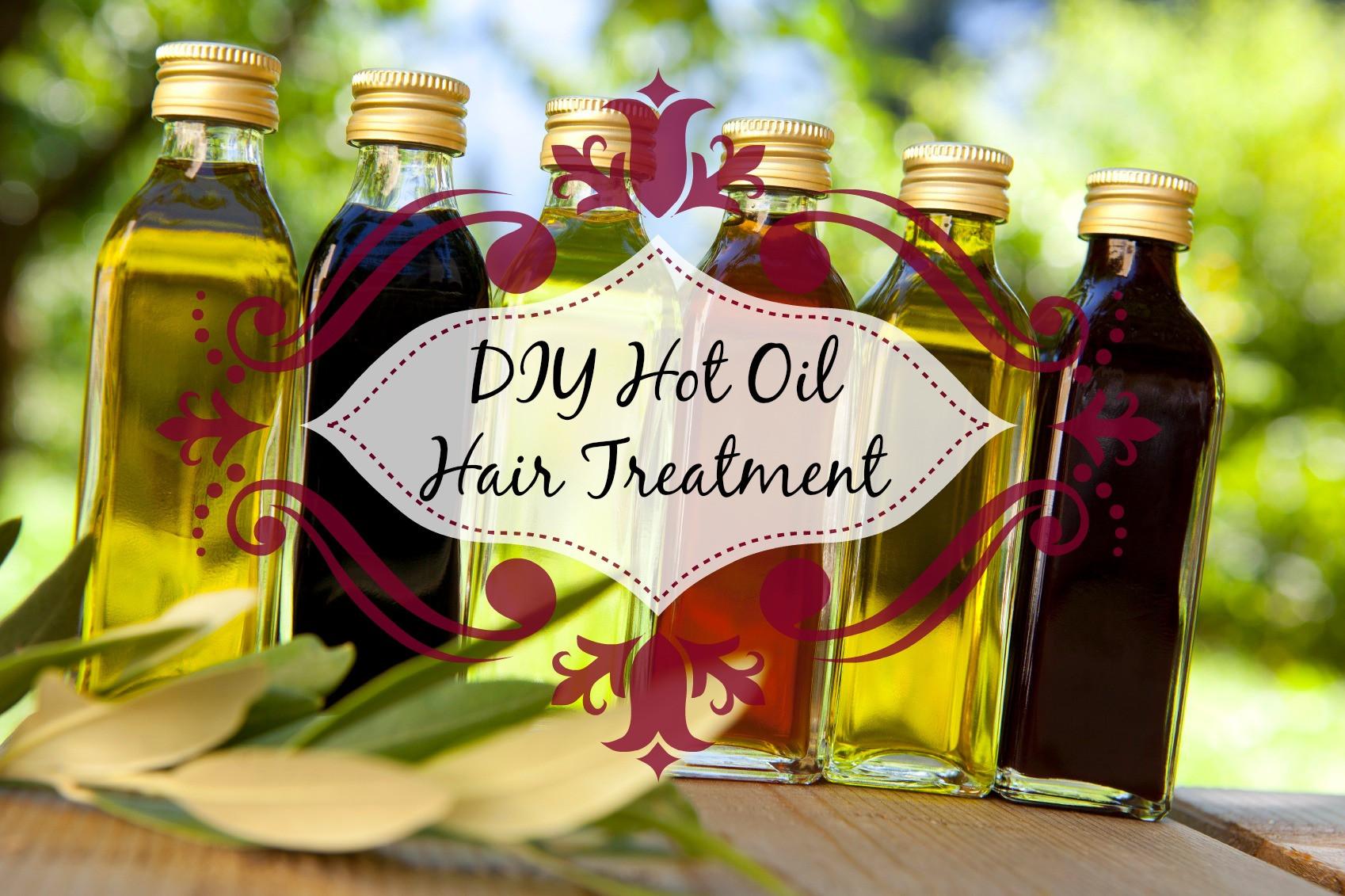 Hot Oil Hair Treatment DIY  DIY Hot Oil Hair Treatment Mountain Mamas Blog