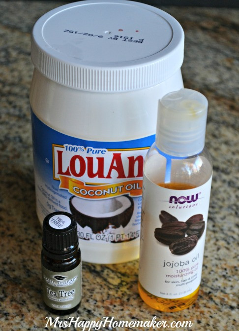 Hot Oil Hair Treatment DIY  Homemade Deep Conditioner & Hot Oil Treatment for Hair