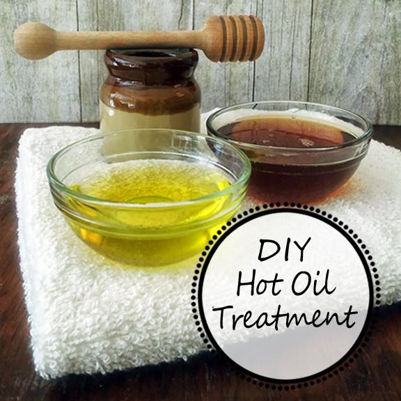 Hot Oil Hair Treatment DIY  Paula Parrish DIY Hot Oil Treatment