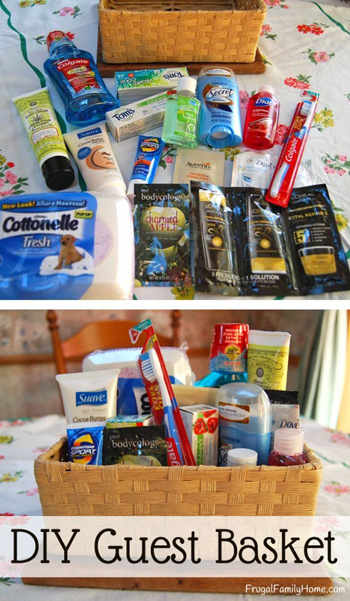 House Guest Gift Basket Ideas  25 best ideas about House guest ts on Pinterest