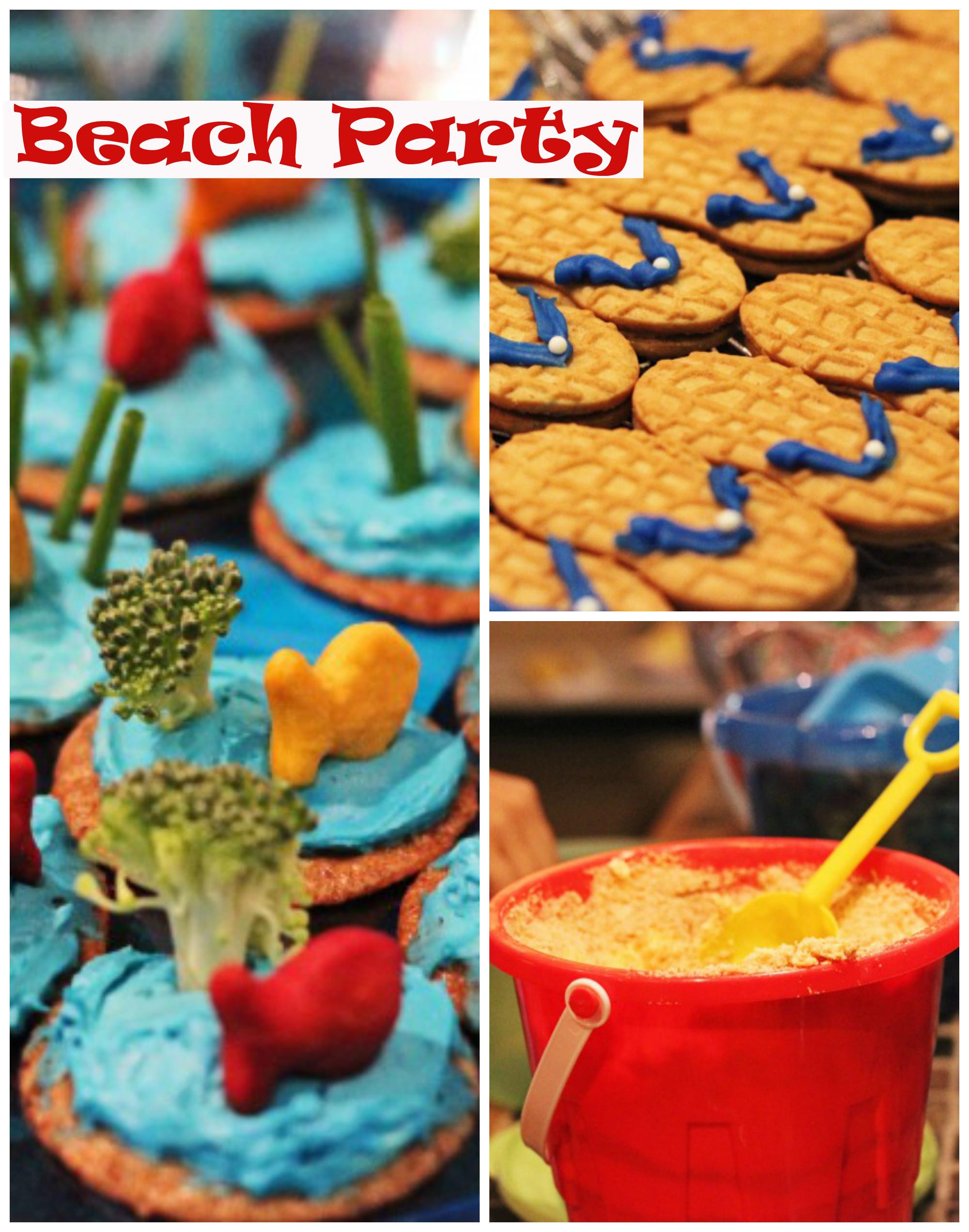 Ideas For Beach Party Theme  Beach Party Ideas Beach Themed Party Beach Theme