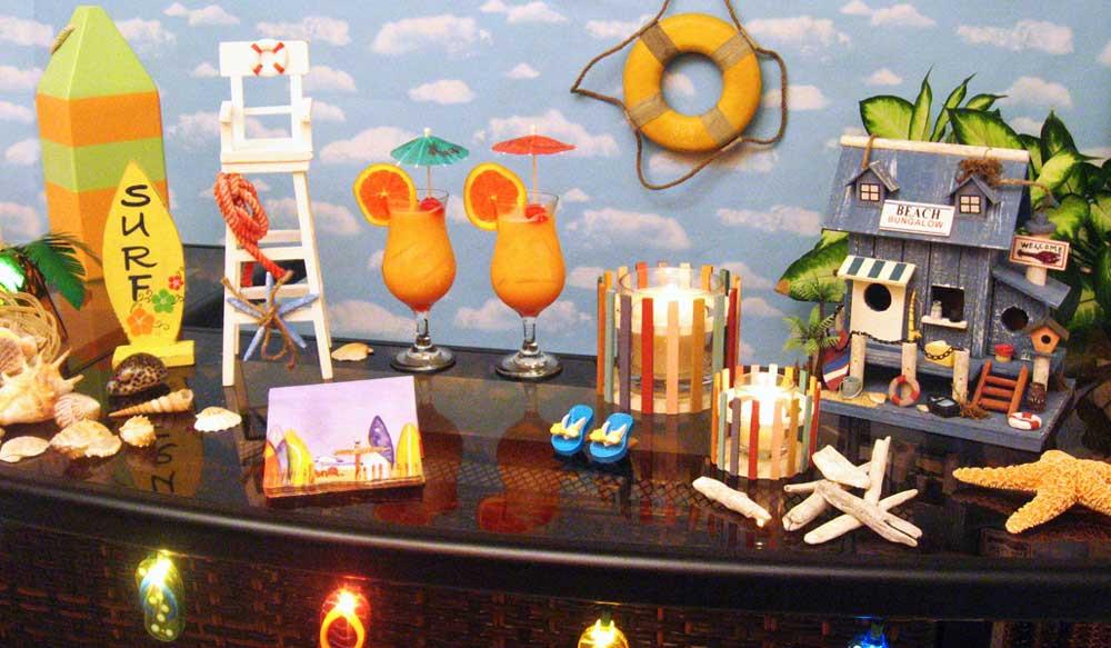 Ideas For Beach Party Theme  Adult Beach Party Ideas