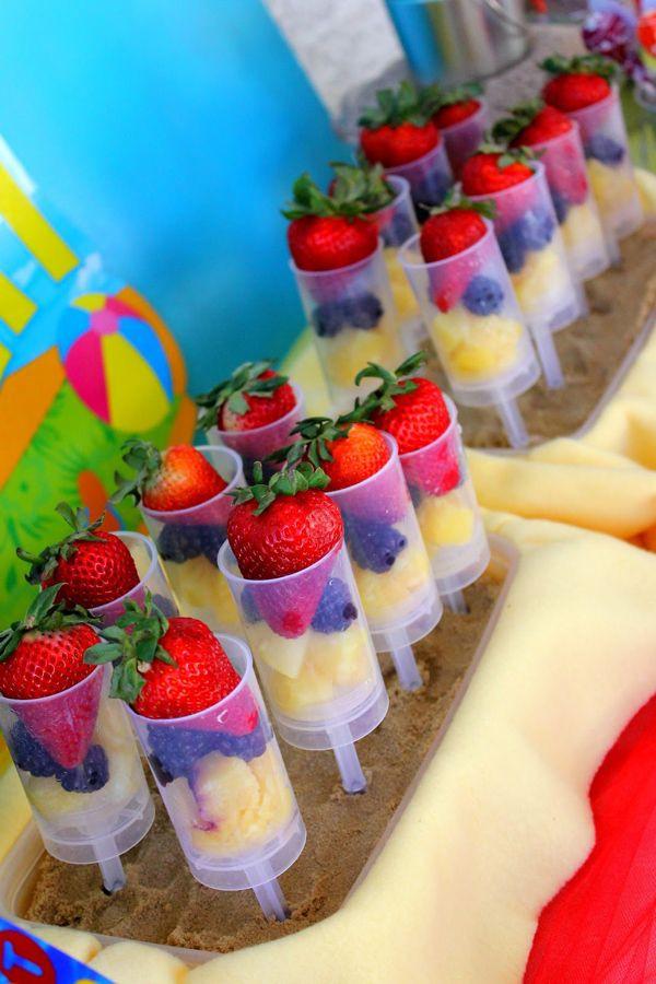 Ideas For Beach Party Theme  Beach Theme Food Recipes