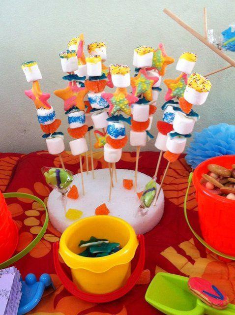 Ideas For Beach Party Theme  Beach Theme Party Graduation End of School Party Ideas