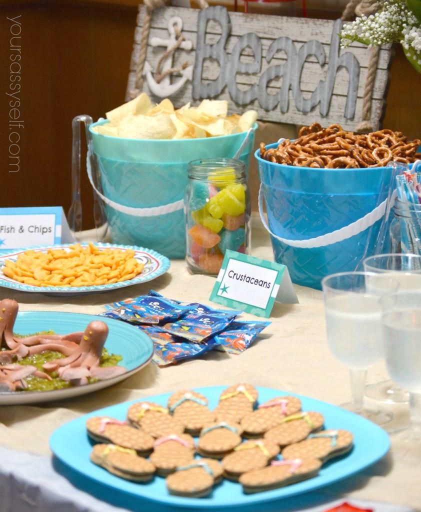 Ideas For Beach Party Theme  Fun Birthday Beach Party Ideas For Any Age Your Sassy Self