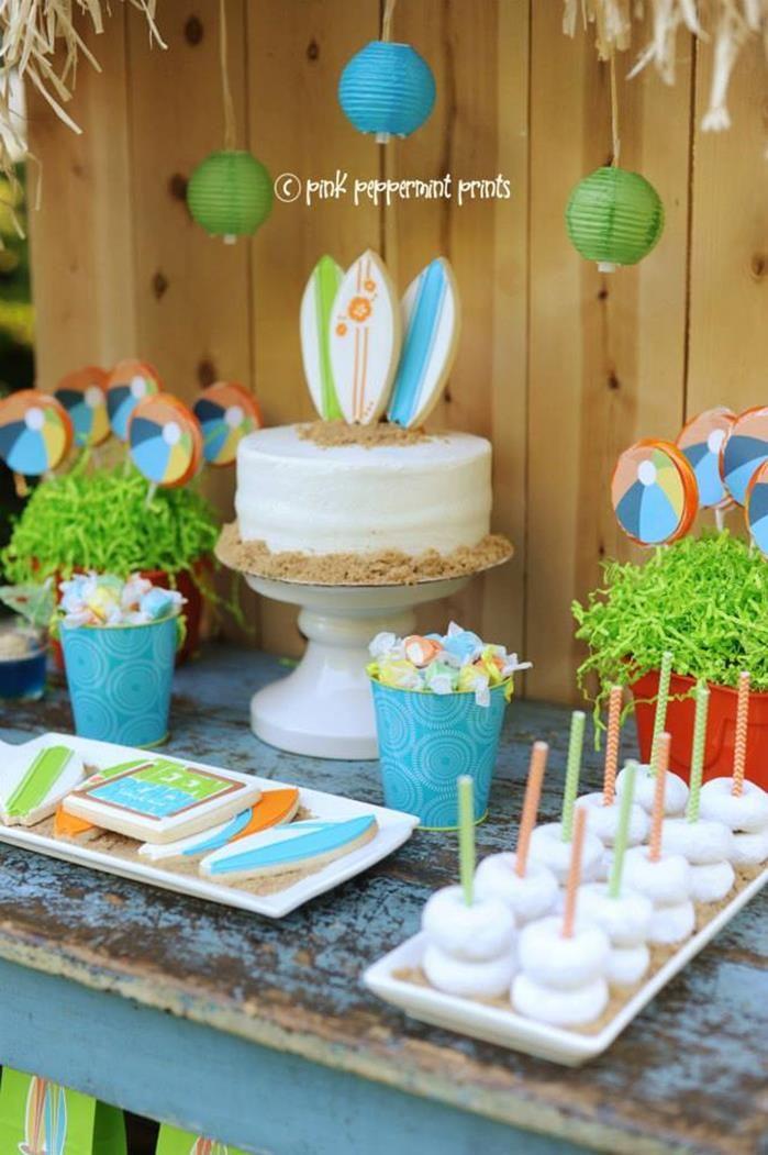 Ideas For Beach Party Theme  Best 25 Teen beach party ideas on Pinterest