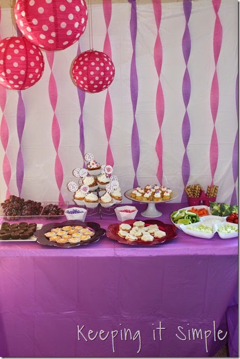 Ideas For Little Girls Tea Party  Little Girl Birthday Party Ideas Tea Party with Different