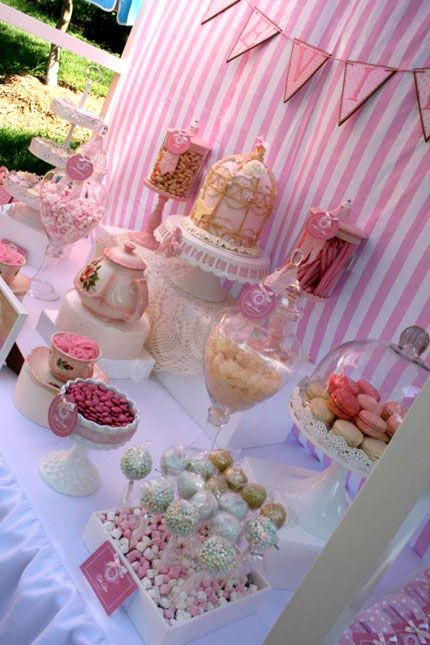 Ideas For Little Girls Tea Party  165 best Little Girl Tea Party images on Pinterest