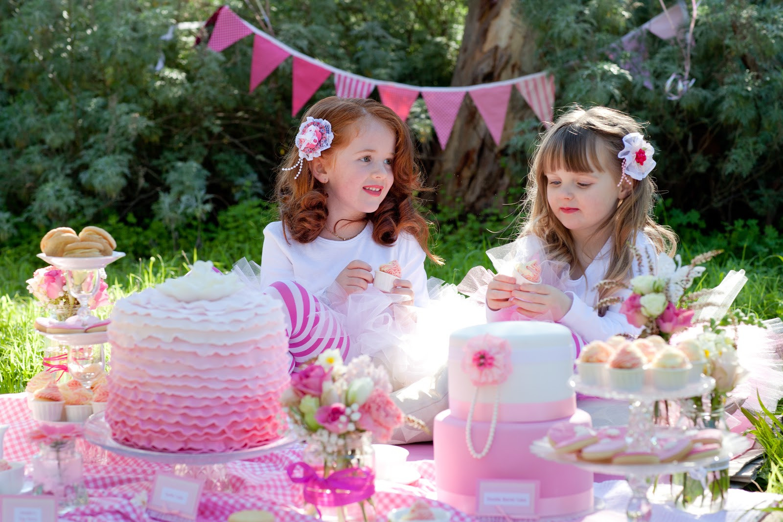 Ideas For Little Girls Tea Party  Little Big pany