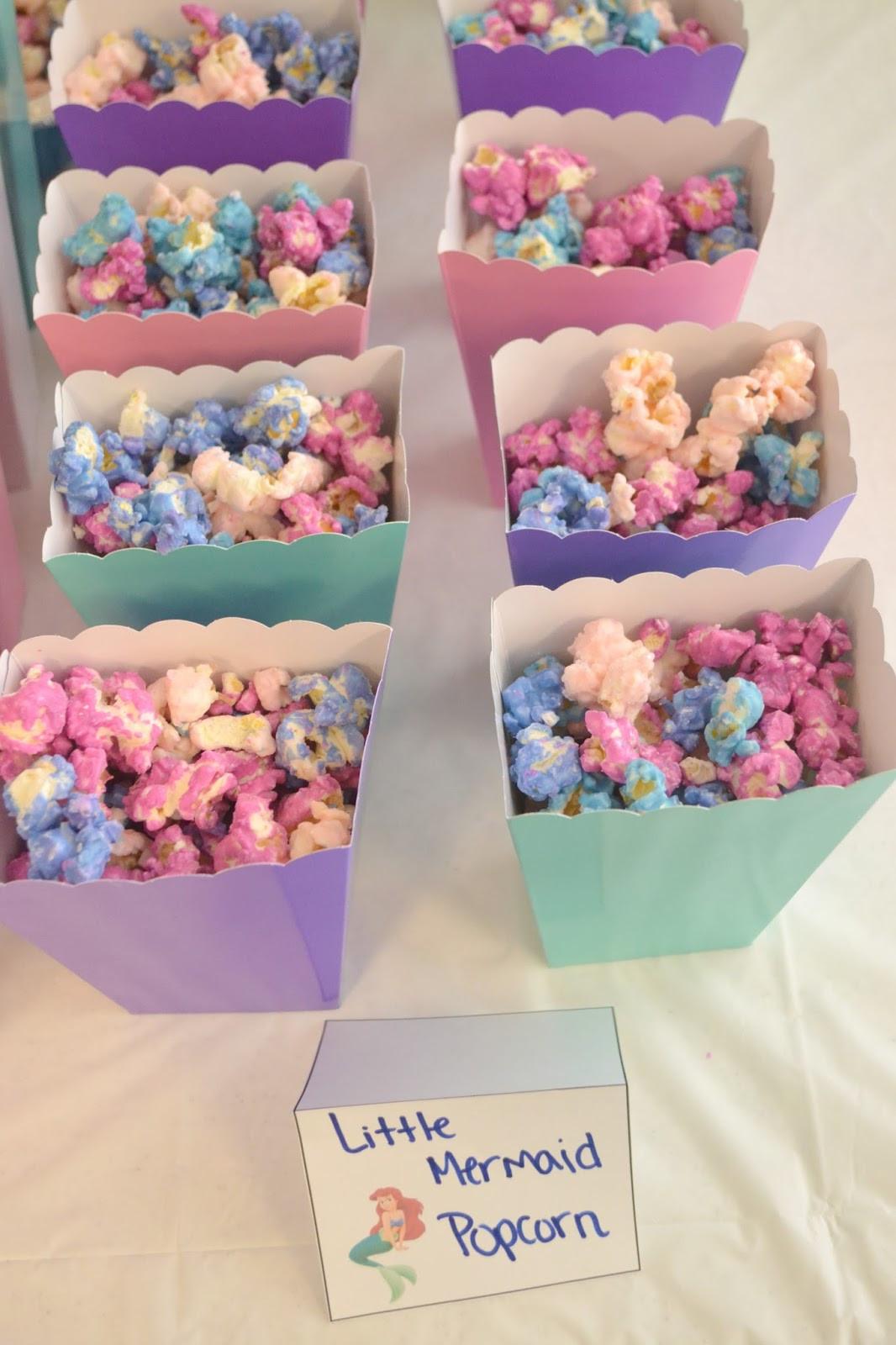 Ideas For Little Mermaid Birthday Party  Little Mermaid Birthday Party