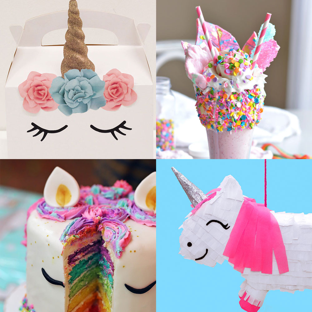 Ideas For Unicorn Party  10 DIY Unicorn Party Ideas — Doodle and Stitch
