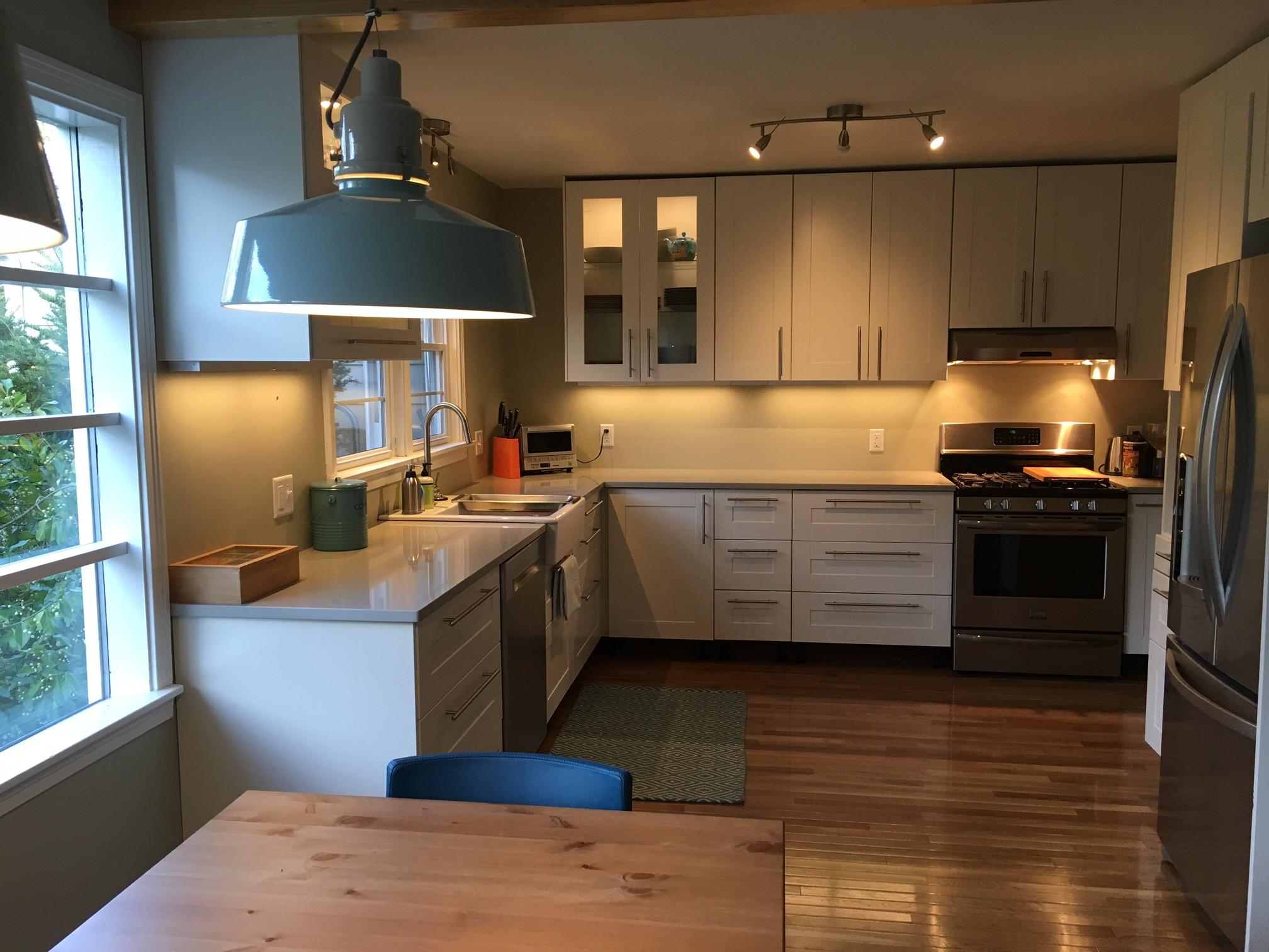 Ikea Kitchen Designer  A Gorgeous IKEA Kitchen Renovation in Upstate New York