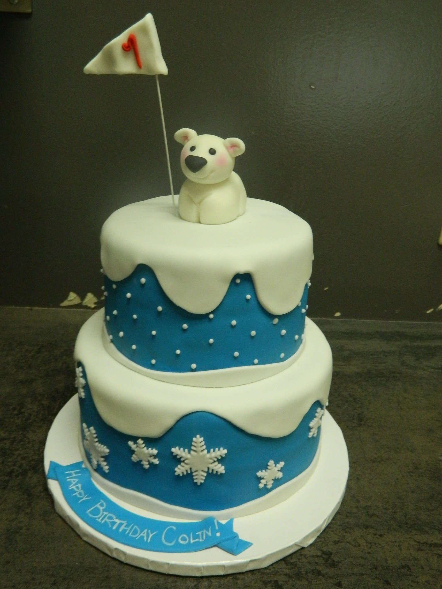 Image Of Birthday Cake  Custom Cakes Hey Cupcake London tario