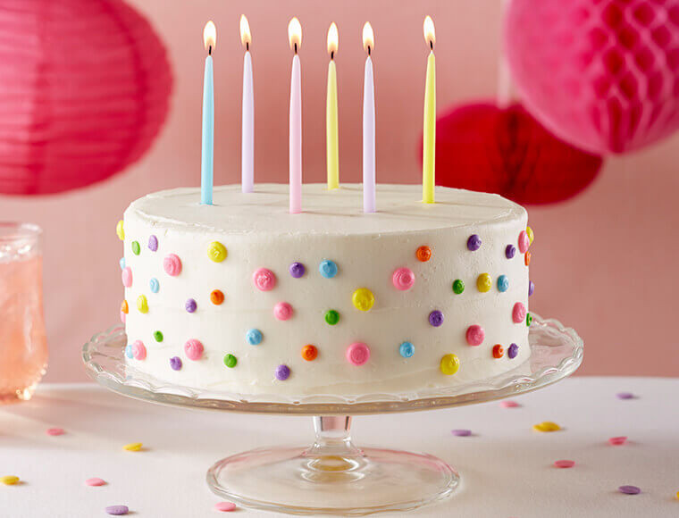 Image Of Birthday Cake  Birthday Cake Recipe