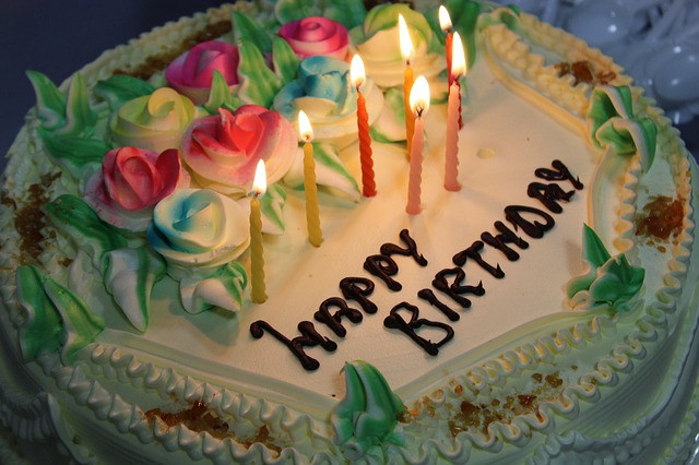 Image Of Birthday Cake  Birthday Cake Candles · Free photo on Pixabay