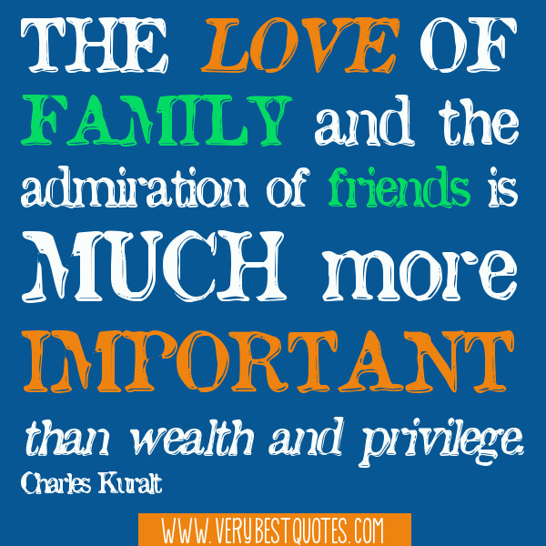 Importance Of Family Quotes  Importance Family Quotes QuotesGram