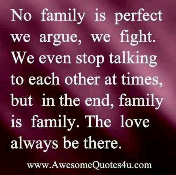 Importance Of Family Quotes  the importance of family