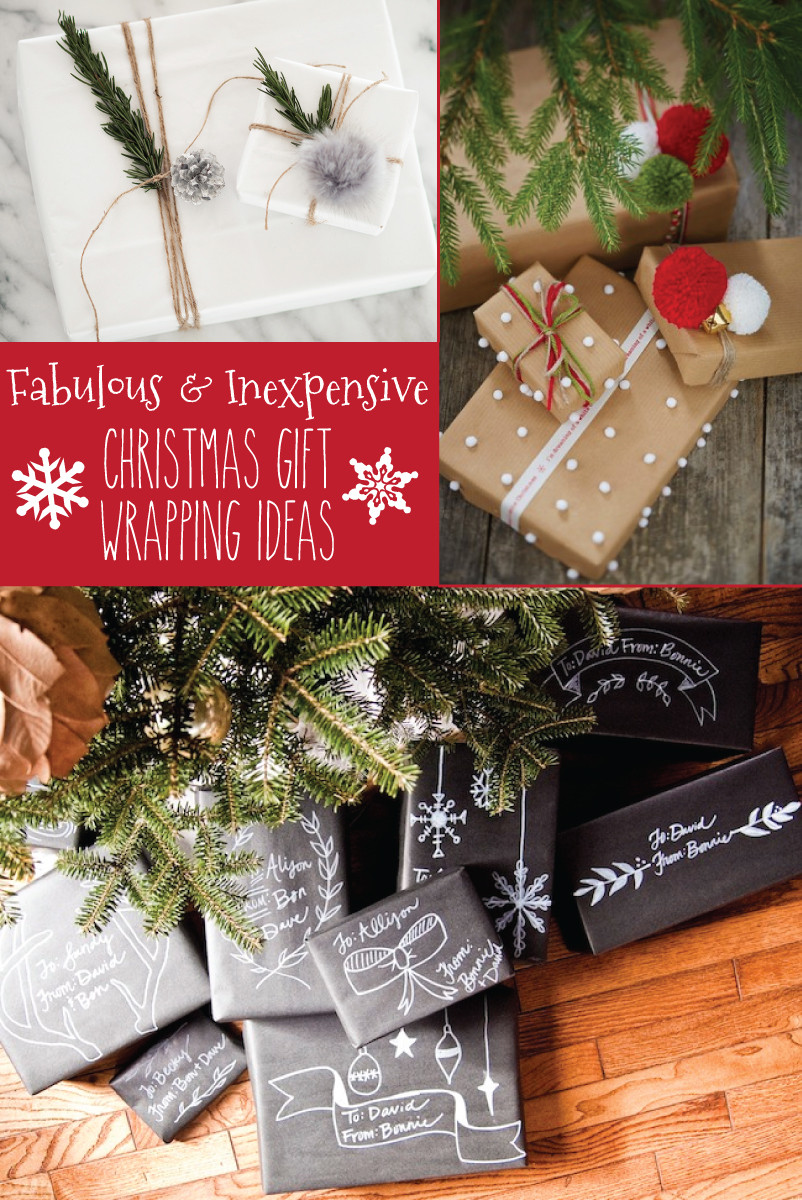 Inexpensive Christmas Gift Ideas  A Glimpse Inside MHCT&M Fabulous & Inexpensive Christmas