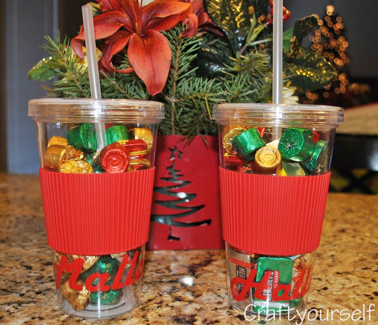 Inexpensive Employee Holiday Gift Ideas  Personalized Tumbler t idea