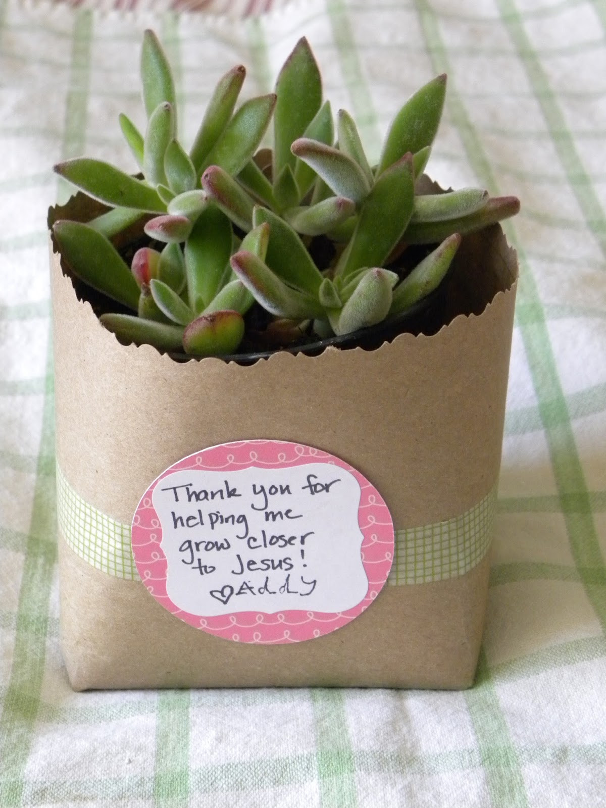 Inexpensive Thank You Gift Ideas  Inexpensive Thank You Gifts For Coworkers Easy Craft Ideas