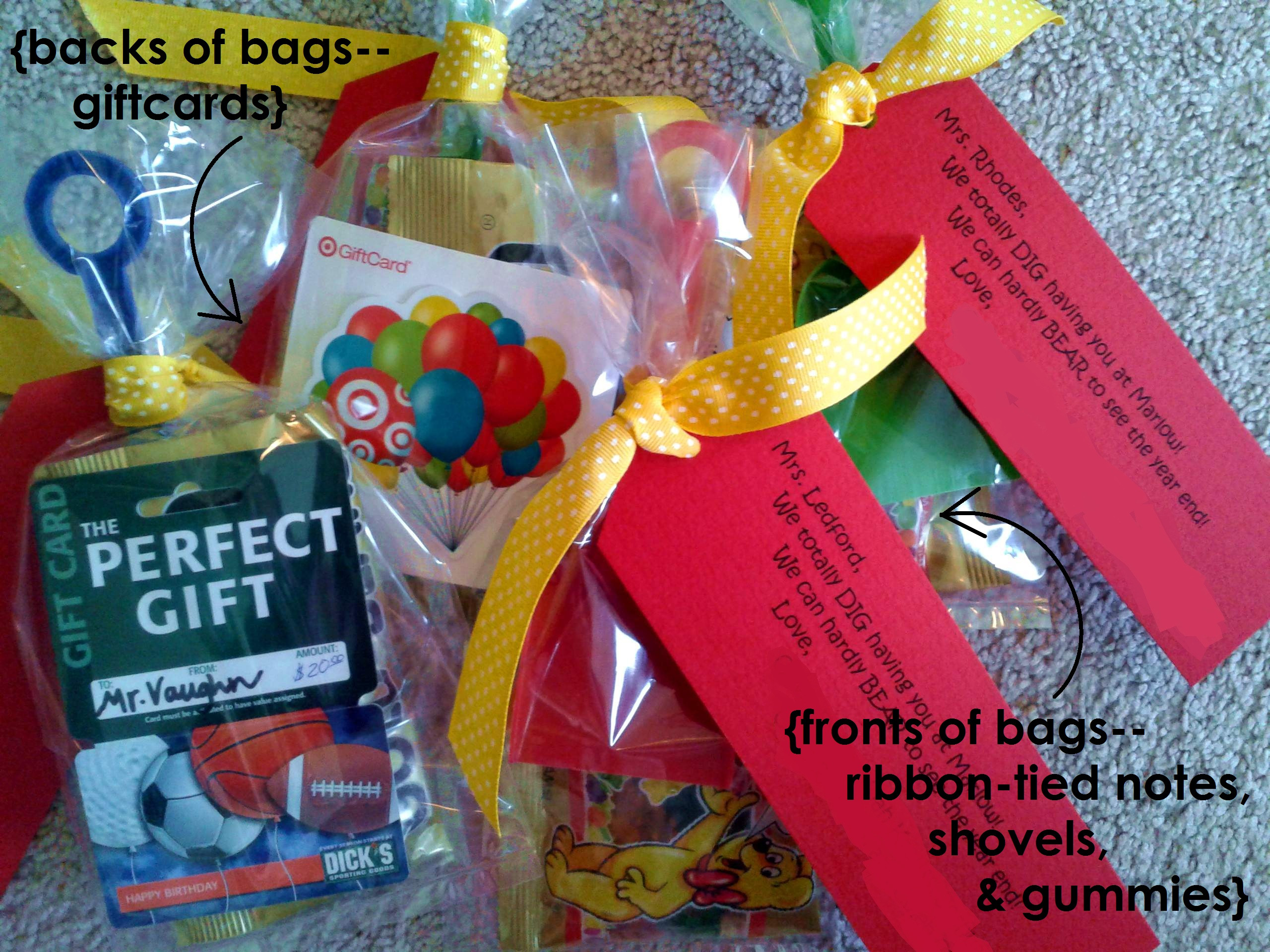 Inexpensive Thank You Gift Ideas  you'll totally dig these Cute Easy Cheap & Fast Thank