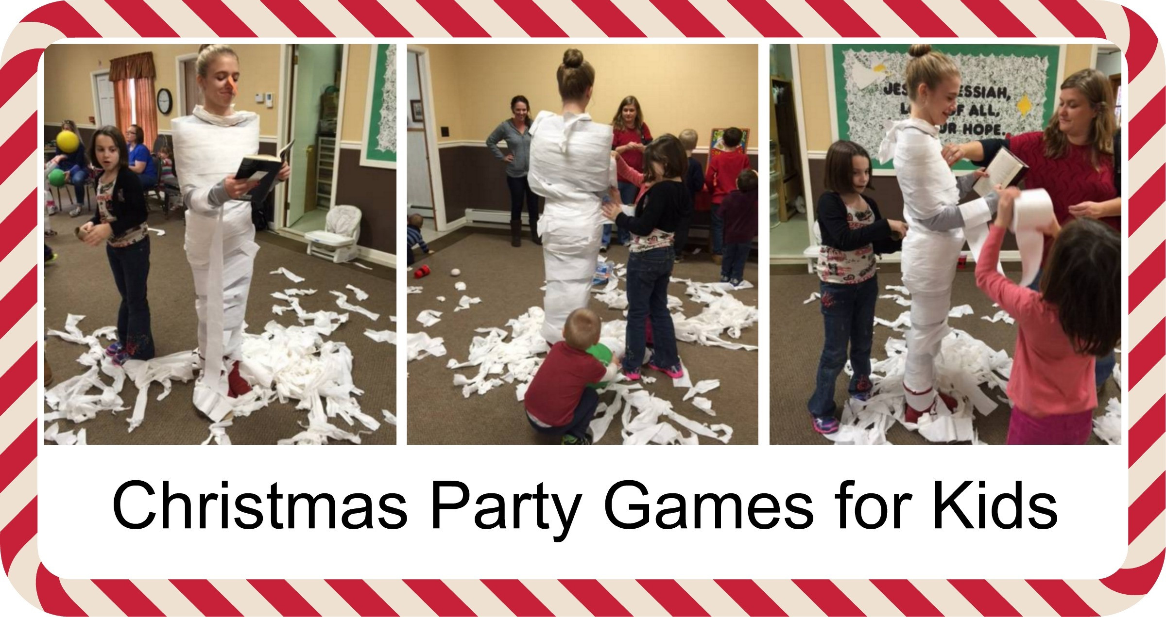 Interactive Holiday Party Ideas  Cool Christmas Games