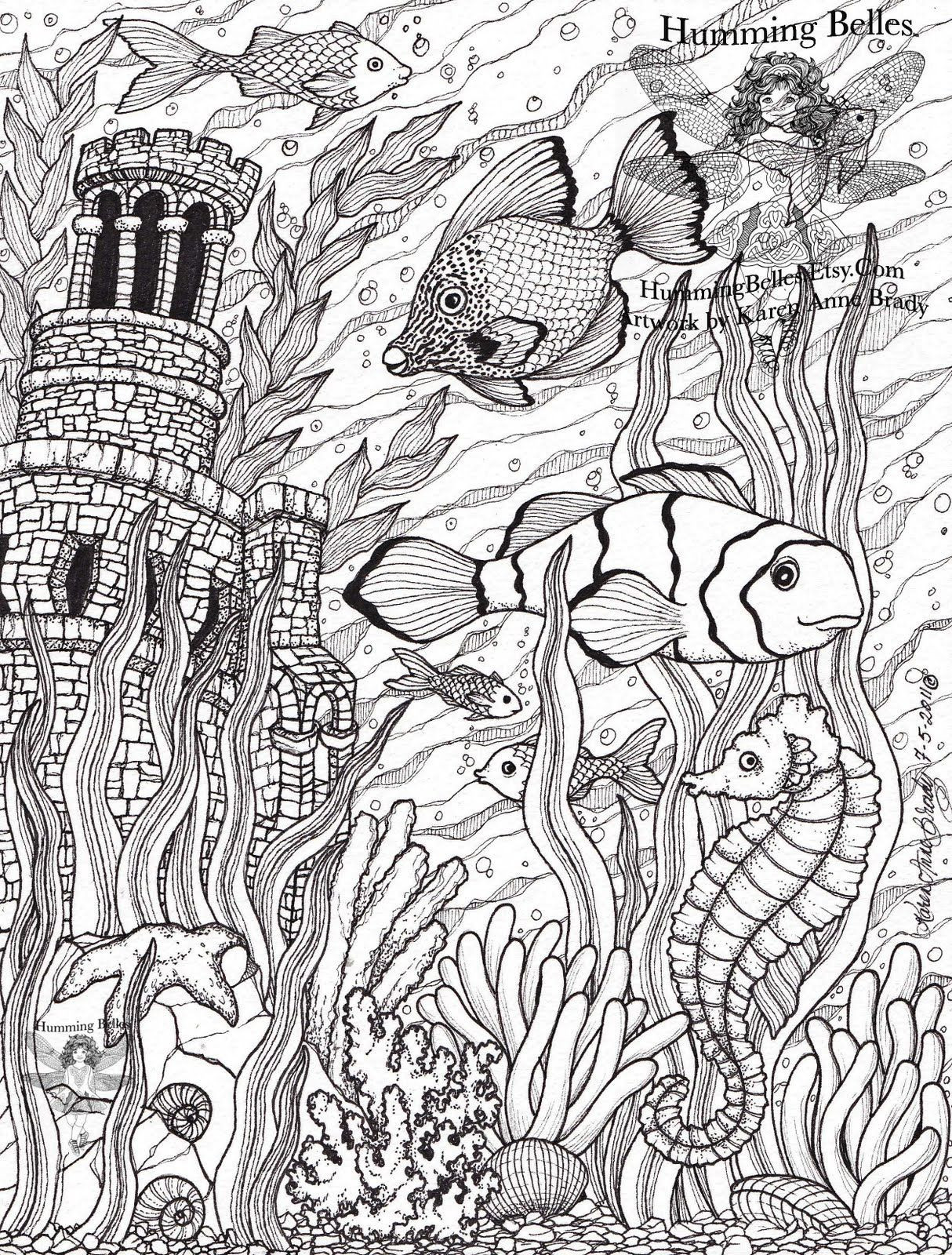 Intricate Coloring Pages For Kids  Printable Difficult Coloring Pages Coloring Home