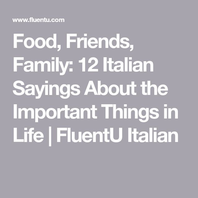 Italian Quotes About Family  Best 25 Italian sayings ideas on Pinterest