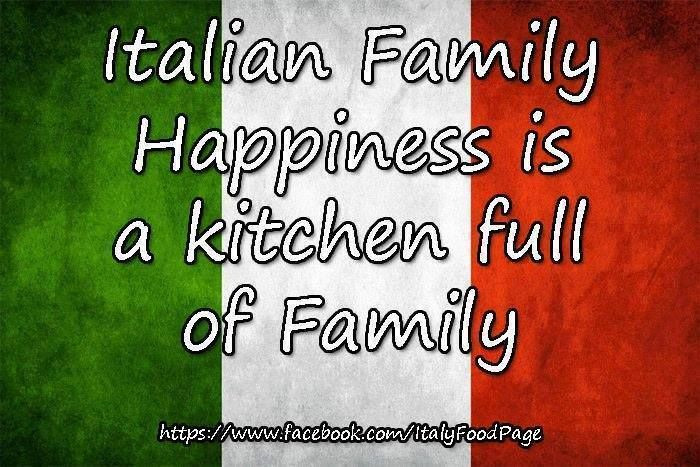 Italian Quotes About Family  Italian family italian things Pinterest