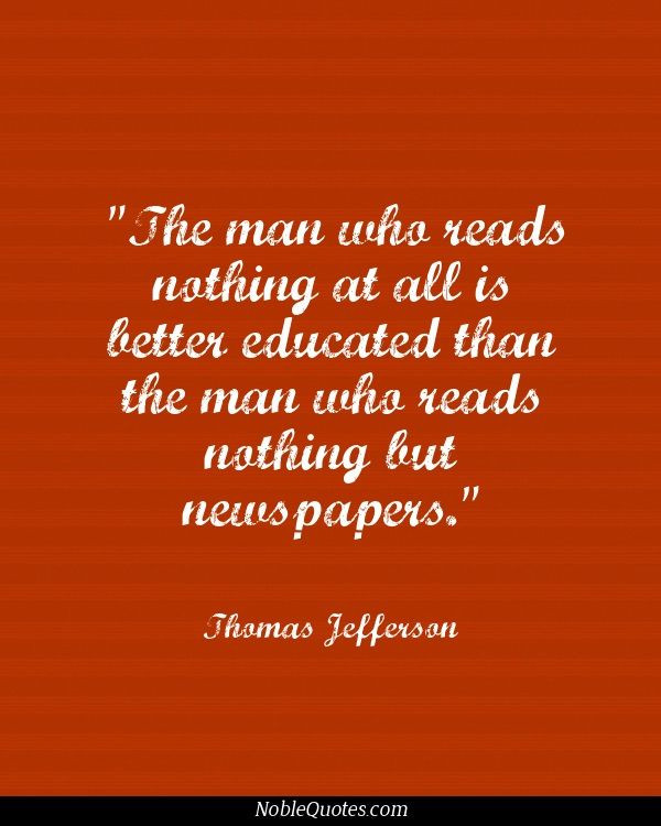 Jefferson Quotes On Education  145 best images about Education Quotes on Pinterest