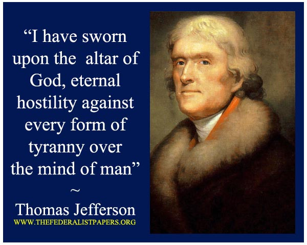Jefferson Quotes On Education  THOMAS JEFFERSON QUOTES image quotes at relatably