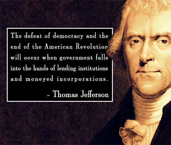 Jefferson Quotes On Education  QUOTES BY THOMAS JEFFERSON ON EDUCATION AND DEMOCRACY