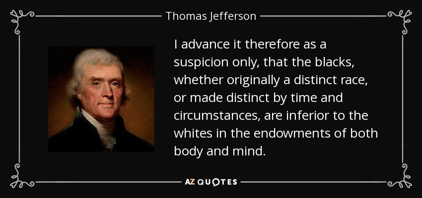 Jefferson Quotes On Education  Thomas Jefferson quote I advance it therefore as a