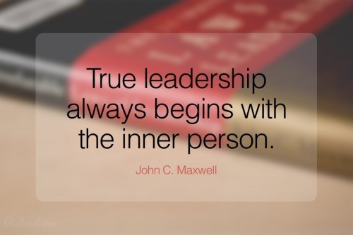 John Maxwell Quotes On Leadership  John Maxwell Leadership Quote – James Rutter – Leader