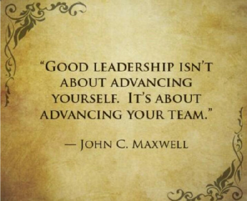 John Maxwell Quotes On Leadership  John Maxwell Team Quotes QuotesGram